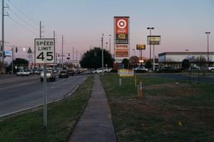 Target in Shreveport, Louisiana.