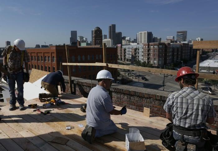 White privilege and gentrification in Denver, 'America's
