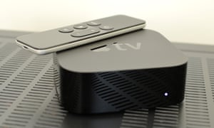 Apple could release a 4K version of its Apple TV streaming box.