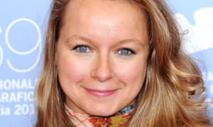 Samantha Morton, who leads the Second Salemers in Fantastic Beasts and Where to Find Them.