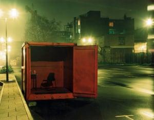 Enges Bretterhaus/Narrow Stage, 1998 by Rut Blees Luxemburg.