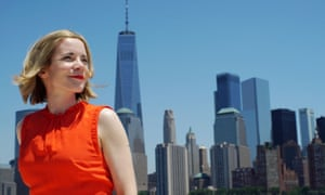 Lucy Worsley in America