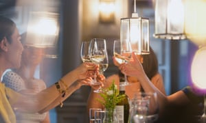 'I realised that my bottle-of-wine a night habit was stamping all over my relationships, career and wellbeing.'