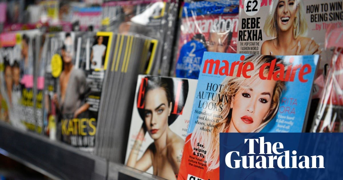Between the covers: how the British fell out of love with magazines