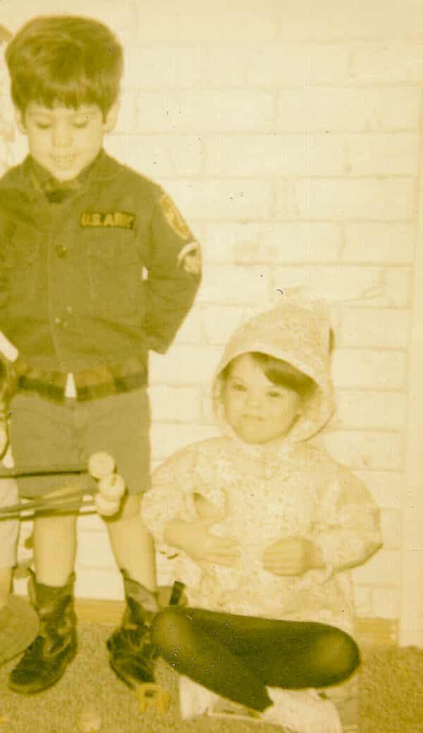 Ian and Jane Brennan in 1971