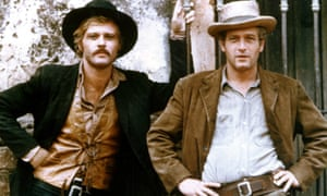 Robert Redford and Paul Newman in Butch Cassidy and the Sundance Kid.