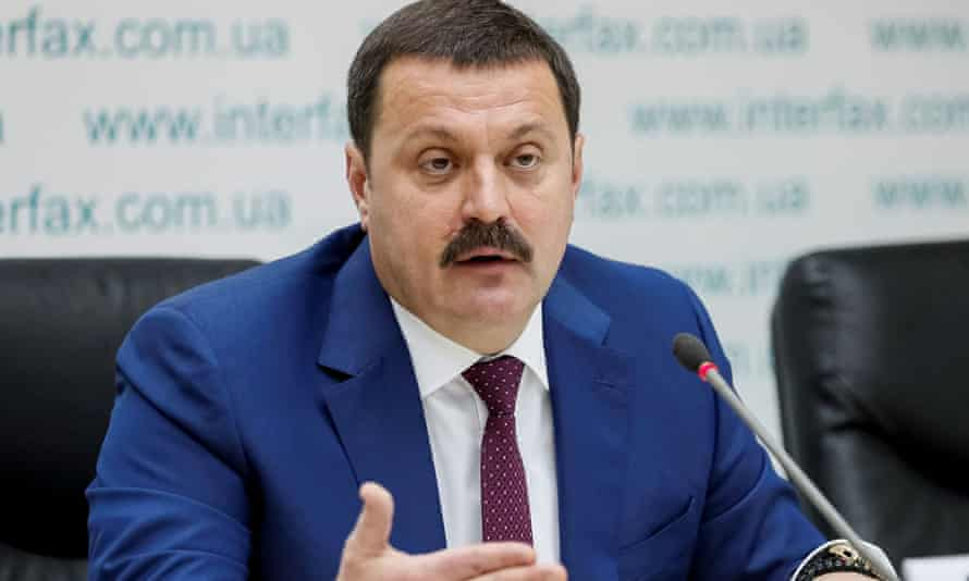 Ukranian lawmaker Andriy Derkach is being investigated for possibly interfering with the 2020 US presidential election.