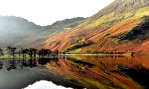 Buttermere in the Lake District national park, which is to be extended by 3% to almost join up to the Yorkshire dales, which is to be increased by 24%.