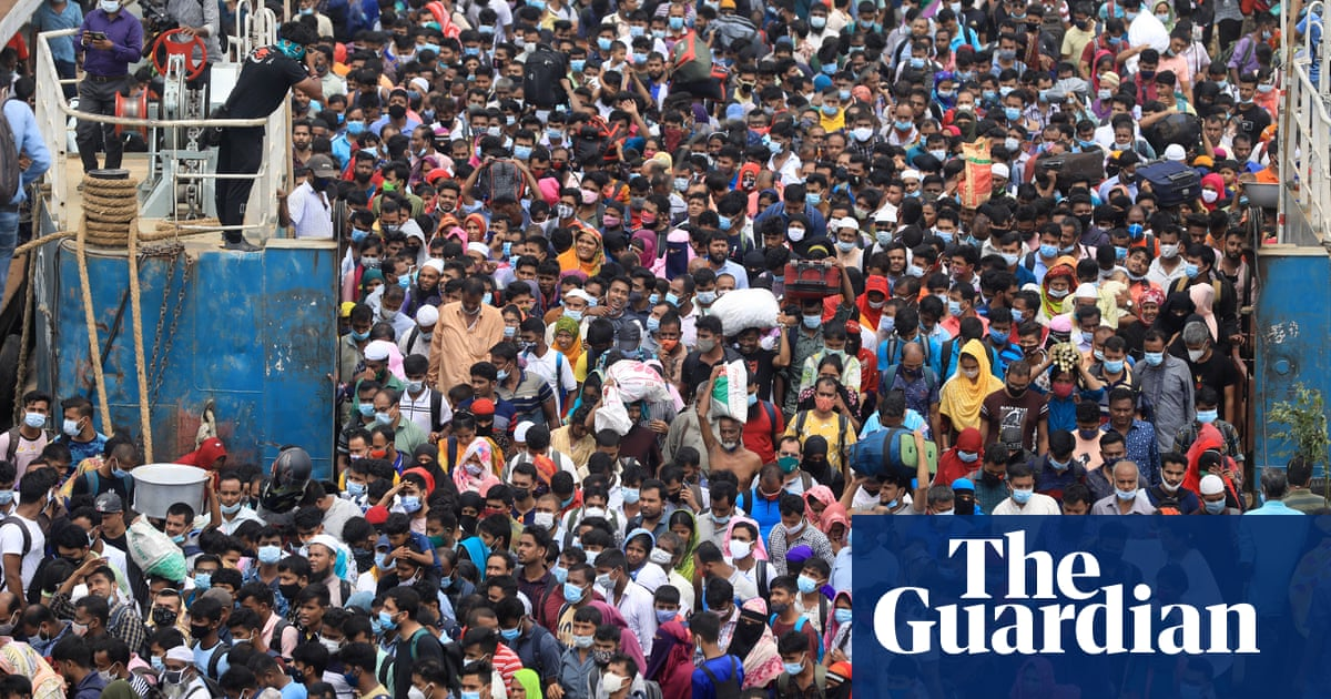 Workers return to Bangladesh's garment factories despite record Covid deaths