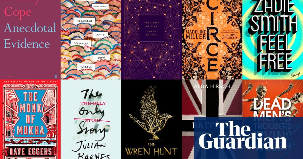 2018 In Books A Literary Calendar Books The Guardian