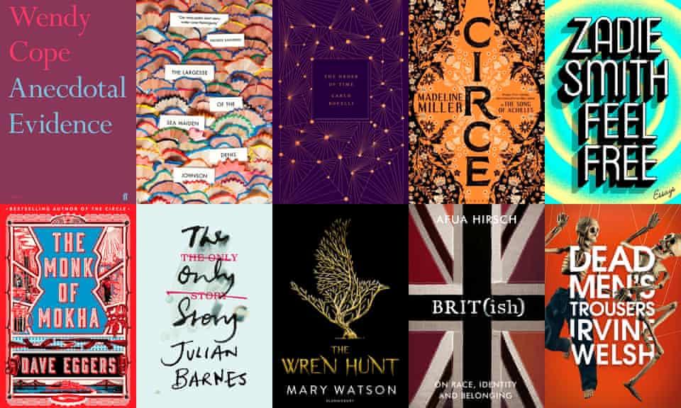 2018 in books: a literary calendar comp