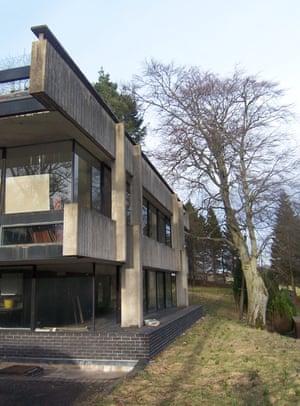 bernat klein studio by peter womersley west yorkshire
