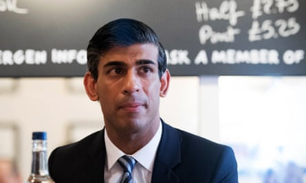 Rishi Sunak, who announced on Thursday details of the job support scheme that is to replace the furlough arrangements.