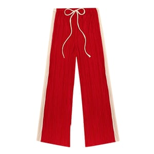 Red, £42, urbanoutfitters.com