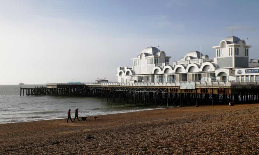 After he was deposed, the sultan of Zanzibar was forced to swap the palm-fringed shores of his homeland for the shingle beach and Victorian pier of Southsea.