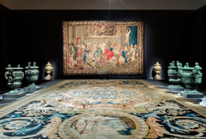 Objects from Versailles: Treasures from the Palace, a new blockbuster exhibition at the National Gallery of Australia in Canberra
