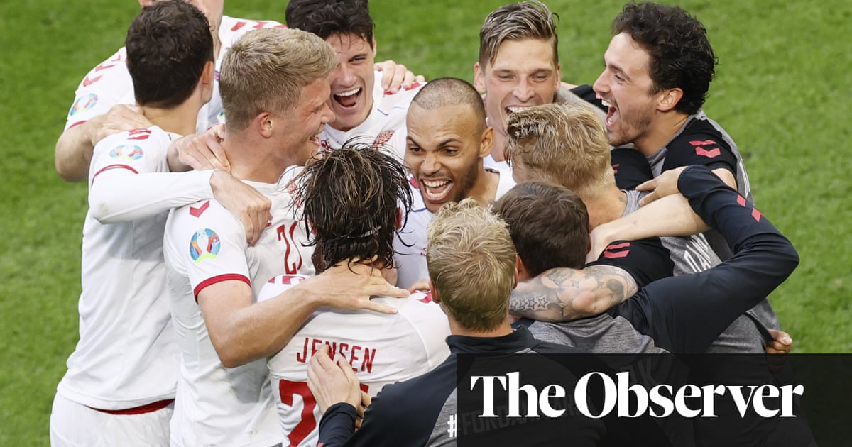 Denmark end Wales' Euro 2020 dreams as Dolberg double caps dominant win
