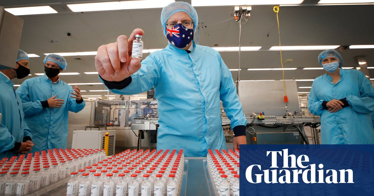 Victorious over Covid, Australia and New Zealand grapple with vaccine rollout - the guardian