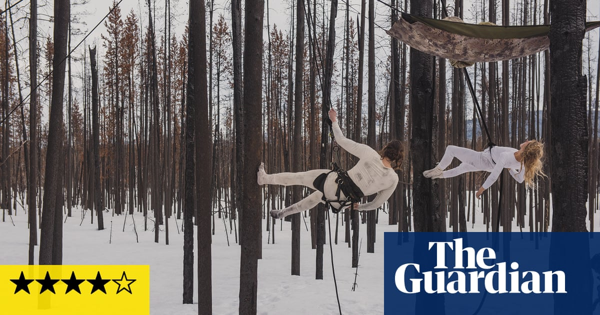 Matthew Barney: Redoubt review – mountains carved in the hunter's sights