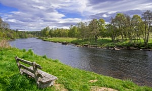 The River Spey's abundant waters have traditionally serviced local distilleries but water levels may drop as climate conditions change.