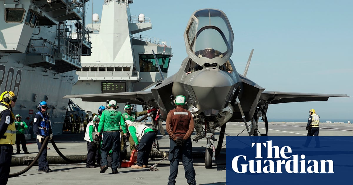 Ministry of Defence grounds fleet of 16 F-35 fighter jets