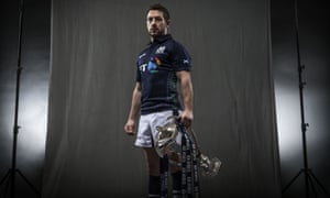 Greig Laidlaw believes Scotland have allowed emotion to get the better of them in the past but now have the balance just right.
