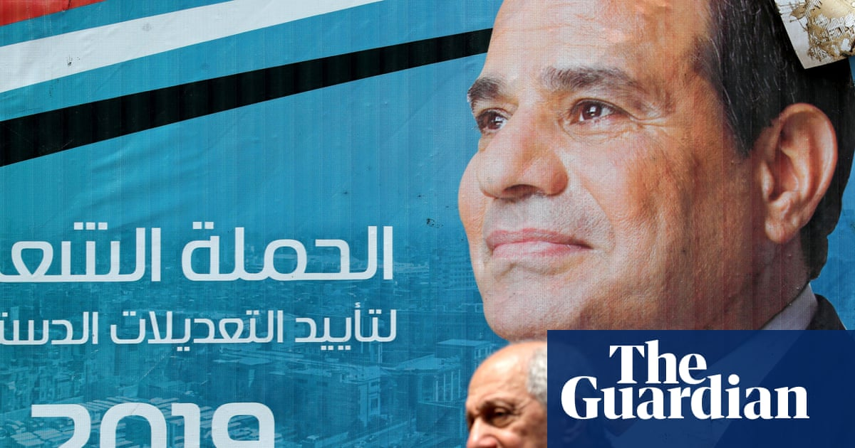 Egyptian parliament vote could keep Sisi in power until 2030 | World