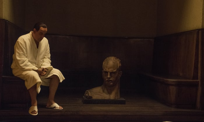 Loro review – Sorrentino steps into Berlusconi's heart of darkness ...