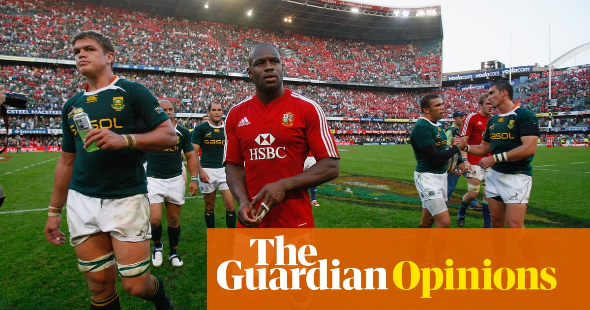 Lions need a fast start to avoid our fate against the Springboks in 2009 | Ugo Monye