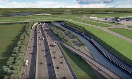 Heathrow's third runway could be incompatible with the Paris climate targets