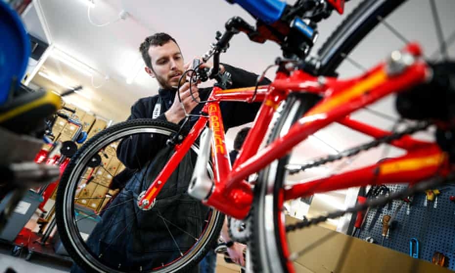 Islabikes' factory at Ludlow, Shropshire, has faced problems in its supply chain.