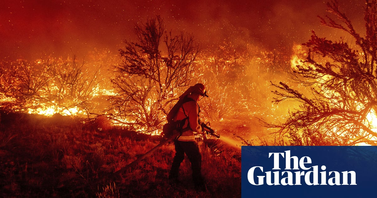 It's tempting to blame the US west's wildfires on arson. The truth is more complex