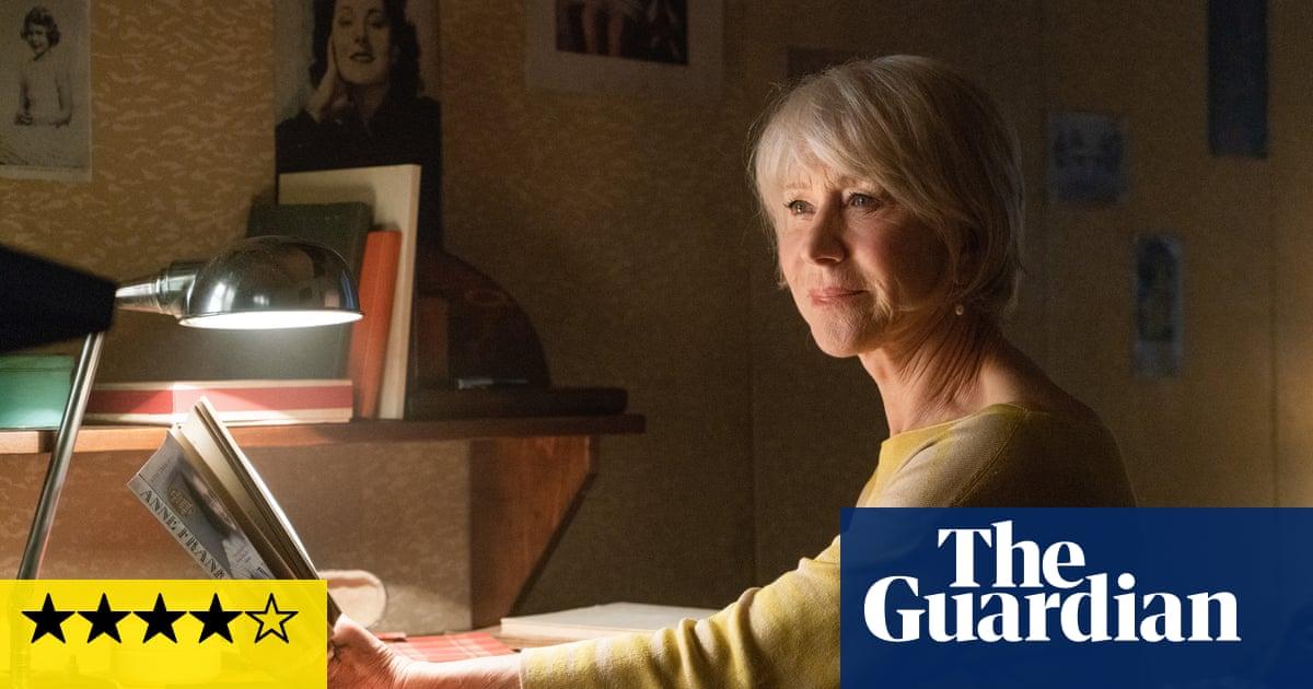 #AnneFrank. Parallel Stories review – Helen Mirren hosts a heartfelt tribute