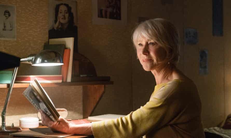 Emotional … Helen Mirren in #AnneFrank. Parallel Stories.