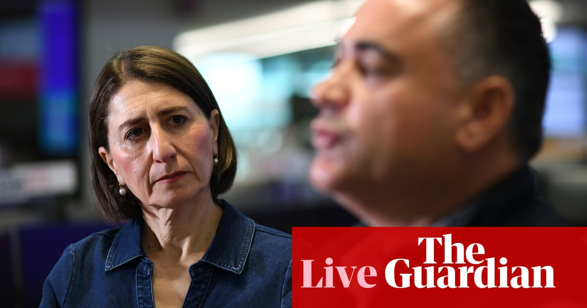 Coronavirus Australia live update: NSW Coalition in crisis as Covid-19 border row intensifies – latest news – The Guardian