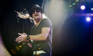 Kid Rock in Cleveland: 'TRUUUUMP'.