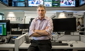 Marty Baron, the editor of the Washington Post. 'This episode isn't just about one woman's tweets; it's about the Post's priorities and the worldview of its management.'