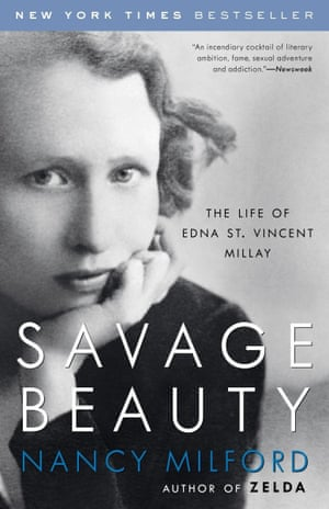 Savage Beauty: The Life of Edna St Vincent Millay Paperback