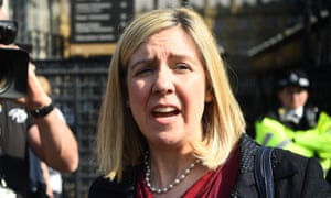 Andrea Jenkyns was MP for Morley and Outwood and is standing for re-election.