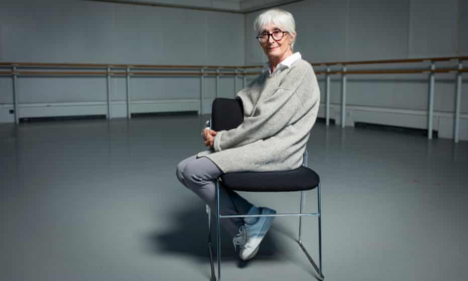 Twyla Tharp in London in 2017.
