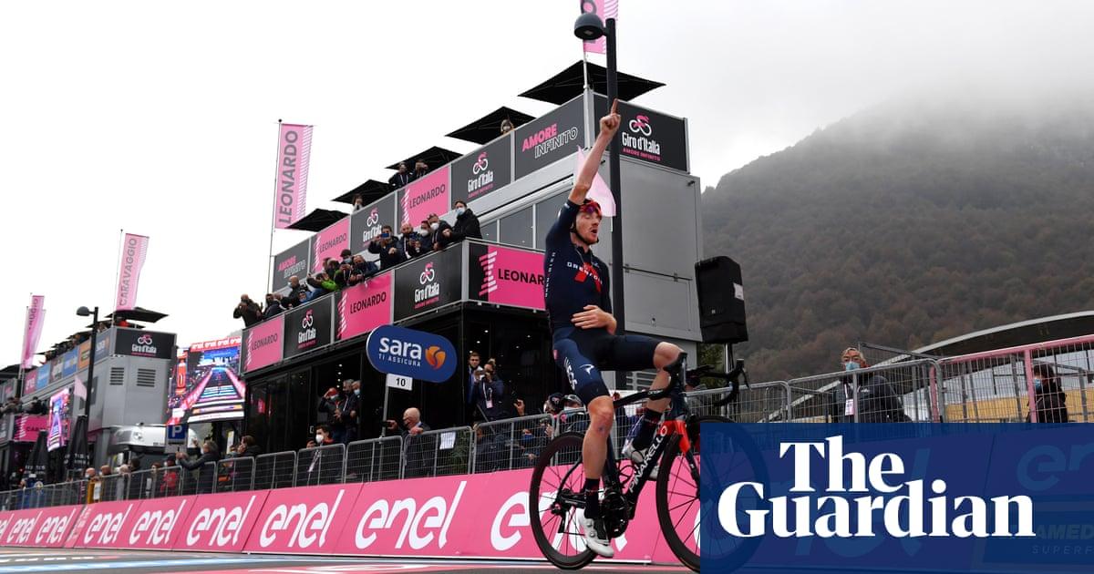 Geoghegan Hart wins Giro stage 15 while Van der Poel triumphs in Flanders