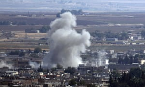 Kurdish officials accused Turkey of using 'unconventional weapons' around Ras al-Ayn on Thursday.