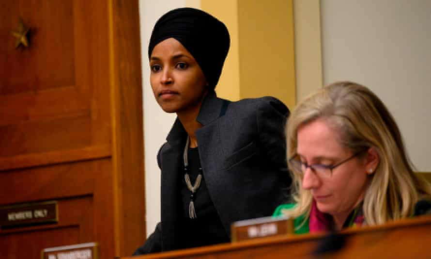 Ilhan Omar is a frequent critic of Donald Trump, as well as the human rights records of both Israel and Saudi Arabia.
