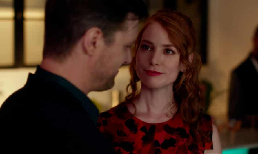 On the upside ... Alicia Witt brings several shreds of dignity to Modern Persuasion.