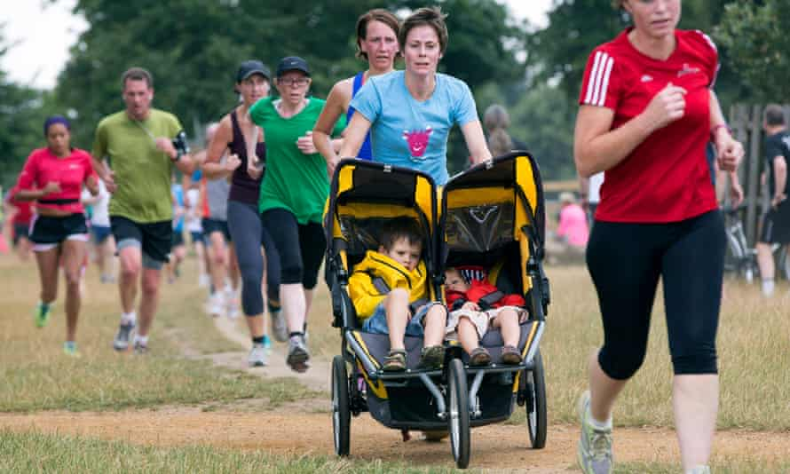 'Our perception of exercise is formed in childhood.'