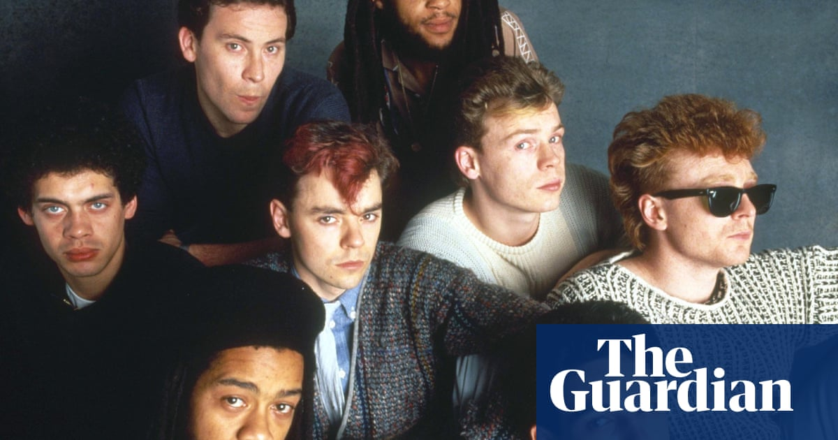 'MI5 were tapping our phones': UB40 on starting out, falling out and losing millions