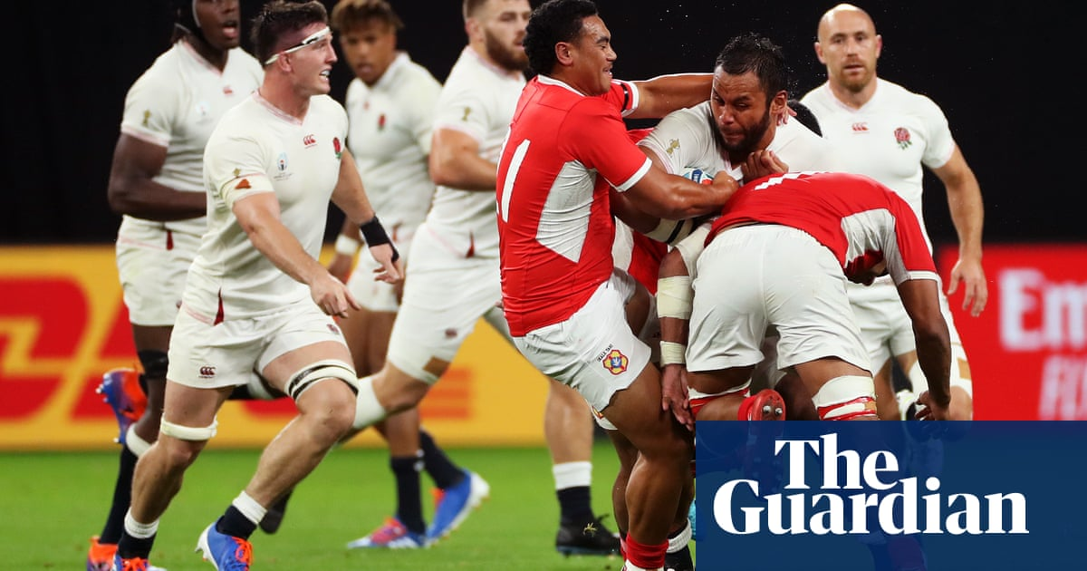 Billy Vunipola is unbowed after facing the music in Tonga's hit parade | Andy Bull