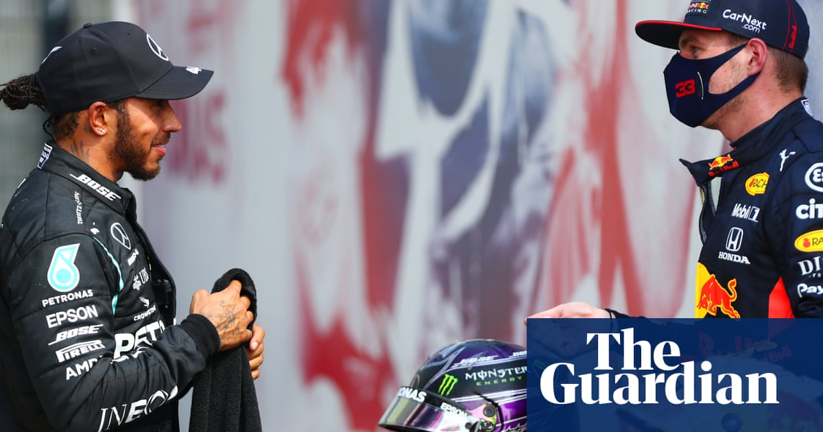 Lewis Hamilton welcomes prospect of battle with Red Bulls Max Verstappen