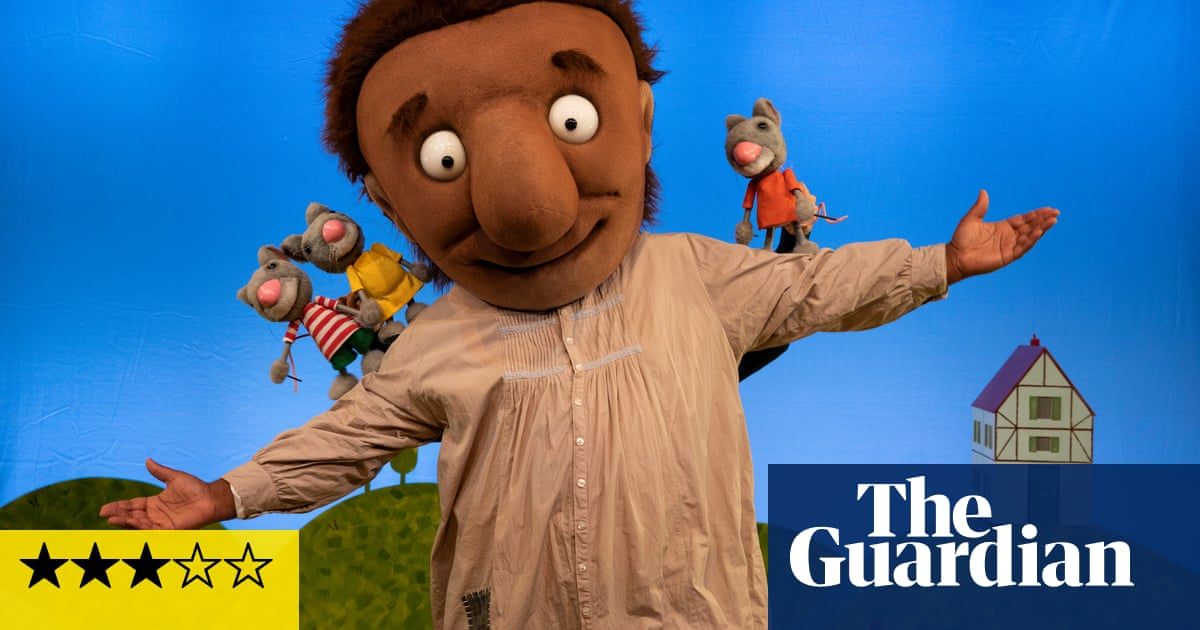 The Smartest Giant in Town review – a very tall tale