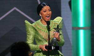 Cardi B And Nipsey Hussle Top 2019 Bet Award Winners Music The
